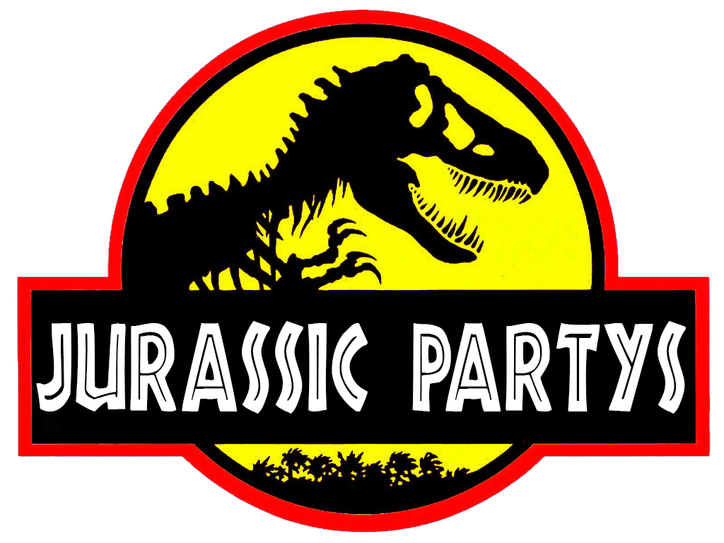 Jurassic Partys Logo
