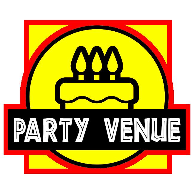 Party Venue Button