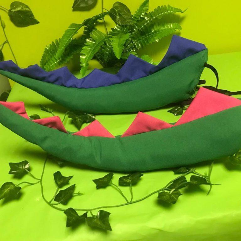 Soft Dinosaur Tails