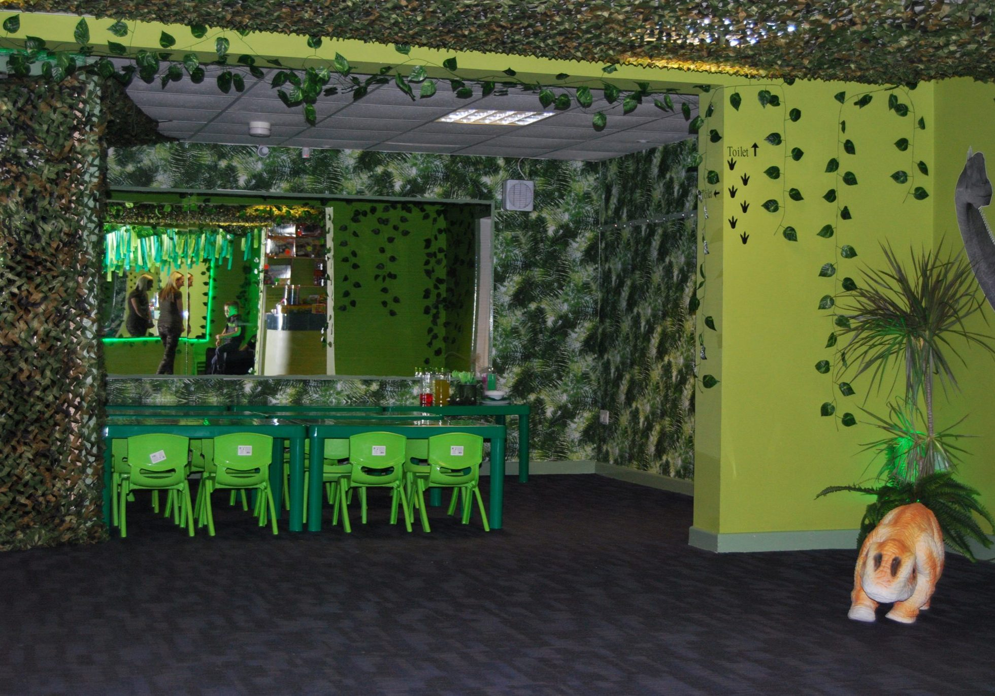 Party Food Area